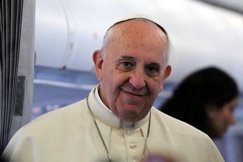 El Papa a Ecuador, Bolivia y Paraguay