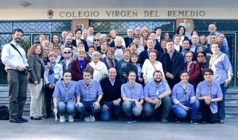 Los miembros de la familia trinitaria se han reunido en Madrid